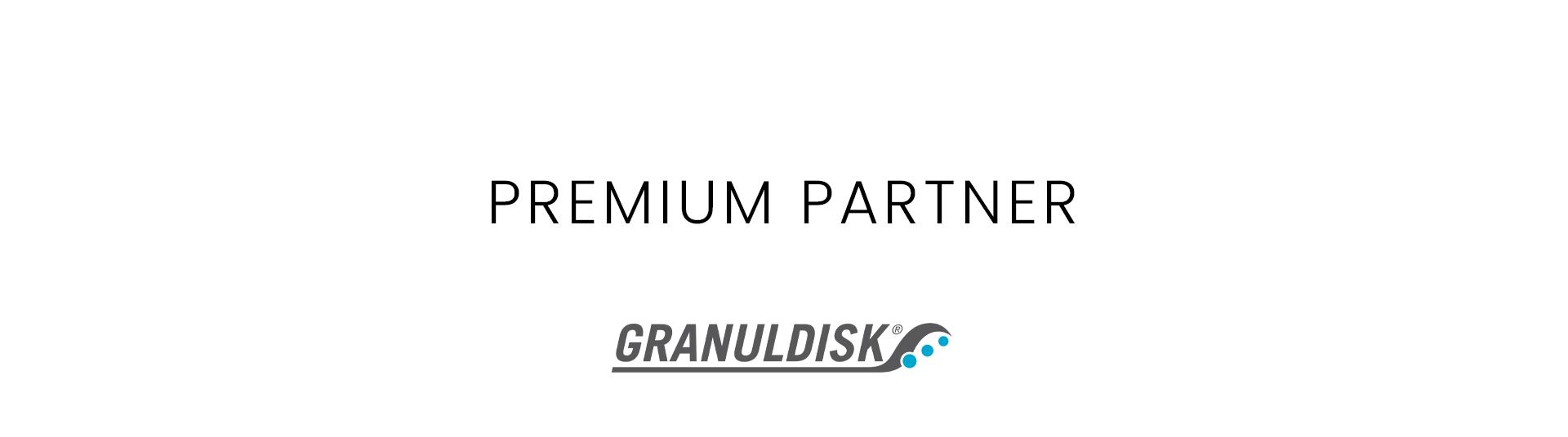 Premium Partner Granuldisk